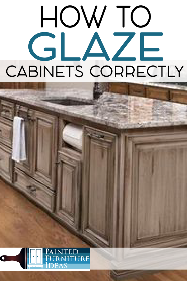 Painted Furniture Ideas How To Glaze Cabinets Correctly Painted Furniture Ideas