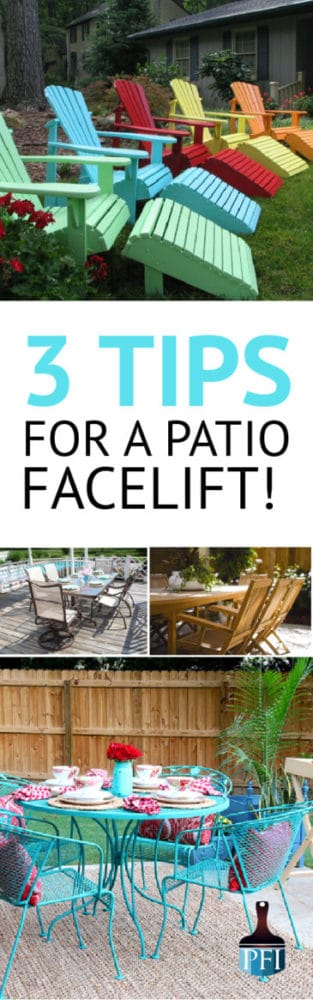 The Best Way To Paint Metal Outdoor Furniture Painted