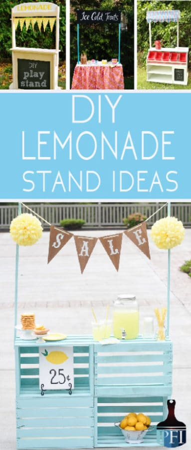 lemonade ideas