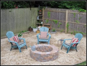 Painted Furniture Ideas 15 Diy Fire Pit Ideas For Your Backyard Painted Furniture Ideas