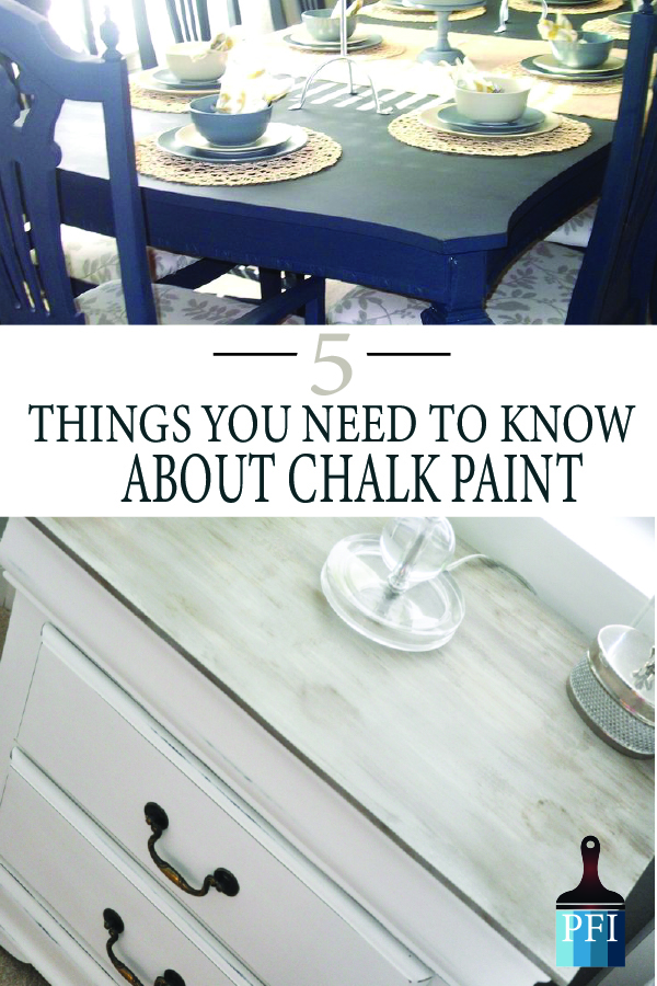 Painted Furniture Ideas 5 Things You Should Know About Chalk Paint Painted Furniture Ideas