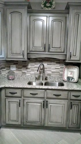 Painted Furniture Ideas 3 Steps To Glaze Cabinets Correctly Painted Furniture Ideas