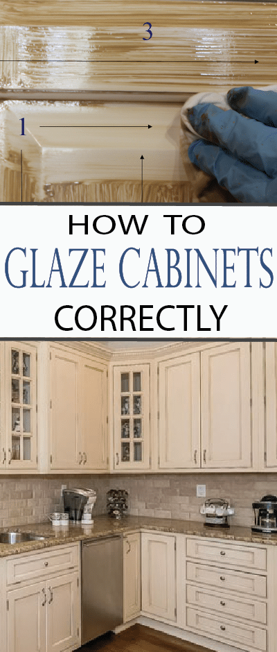 How To Glaze Cabinets Correctly Painted Furniture Ideas
