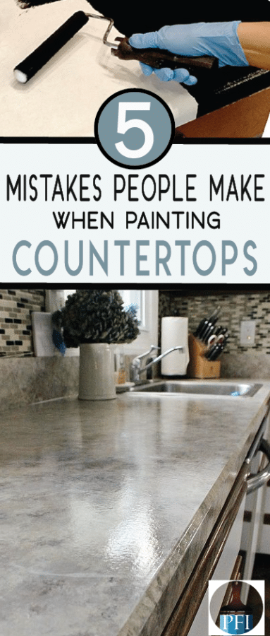 painted mistakes