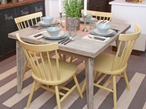 Can You Use Latex Paint On Kitchen Tables
