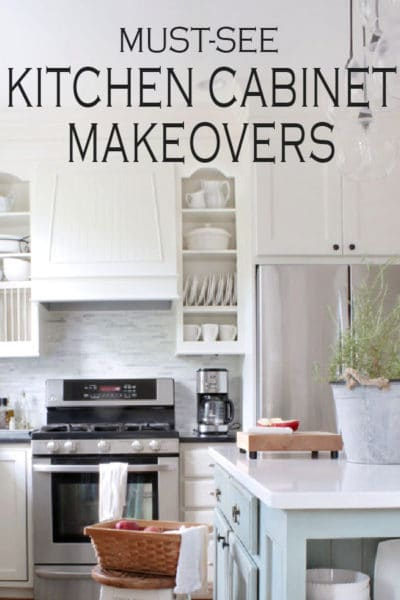 Kitchen remodel? Check out these beautiful makeovers to get inspired on what you'd like to do.