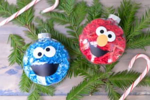 elmo ornament Christmas