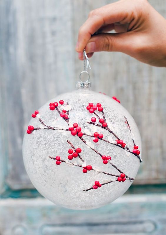 Painted Furniture Ideas | How to Paint a Christmas ...