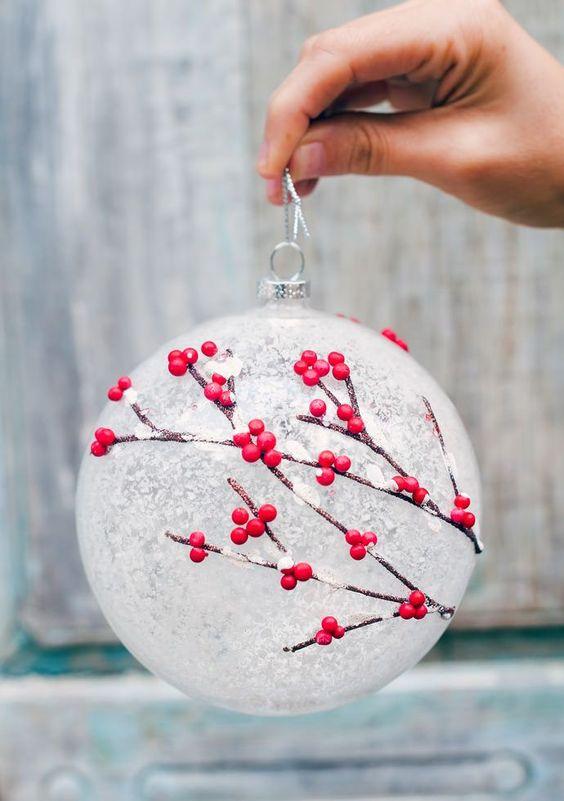 christmas DIY ornament
