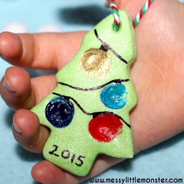 handpainted ornament fingerprint