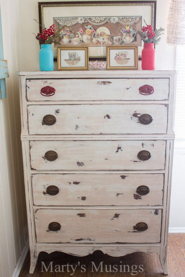 Chalk Paint Mistakes