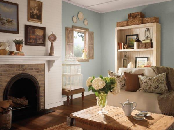 Painted furniture ideas 9 best paint colors for a - Farmhouse interior paint colors ...