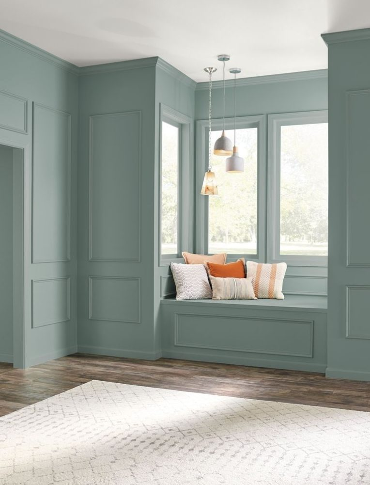 Best interior paint colors for 2018 painted furniture ideas for Bedroom paint colors 2018