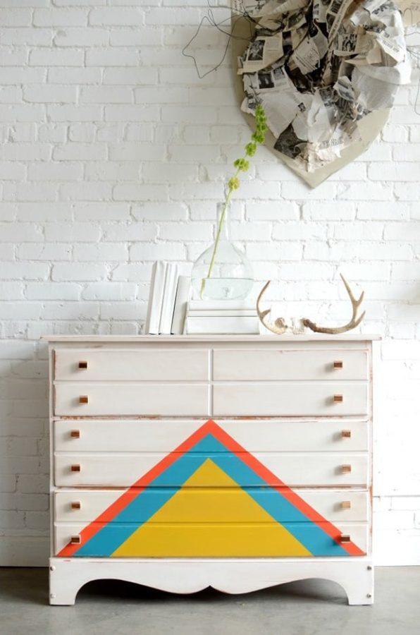 arrow decor on furniture