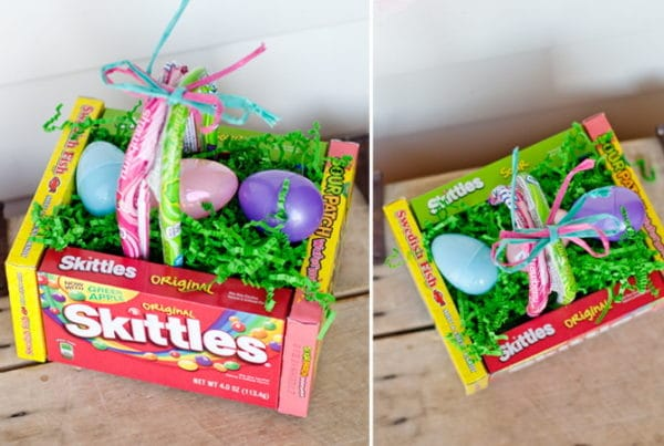 10 adorable easter gift ideas painted furniture ideas easter basket negle Gallery