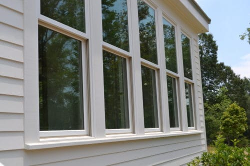 new windows on home to sell faster, makeover