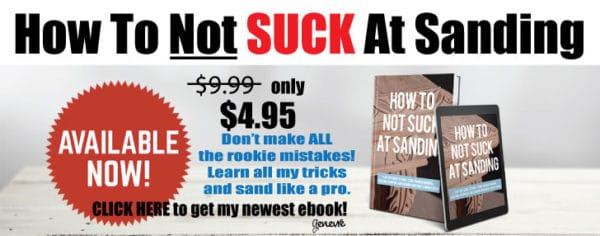How to Not Suck at Sanding ebook by Genevre