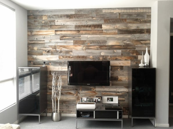 Wood Paneling On Walls