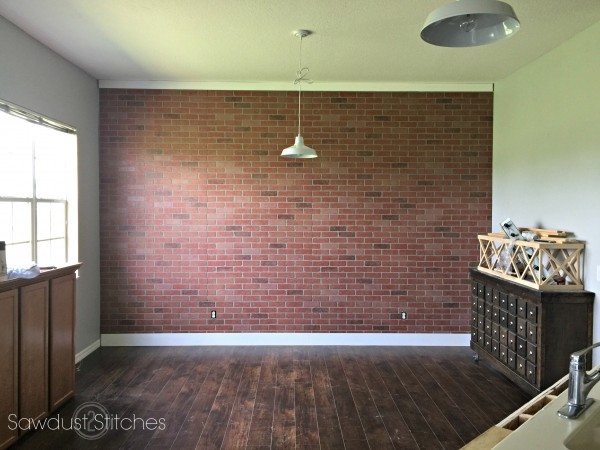 wall panel diy ideas brick