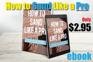 How to Sand Like a Pro ebook Painted Furniture Ideas