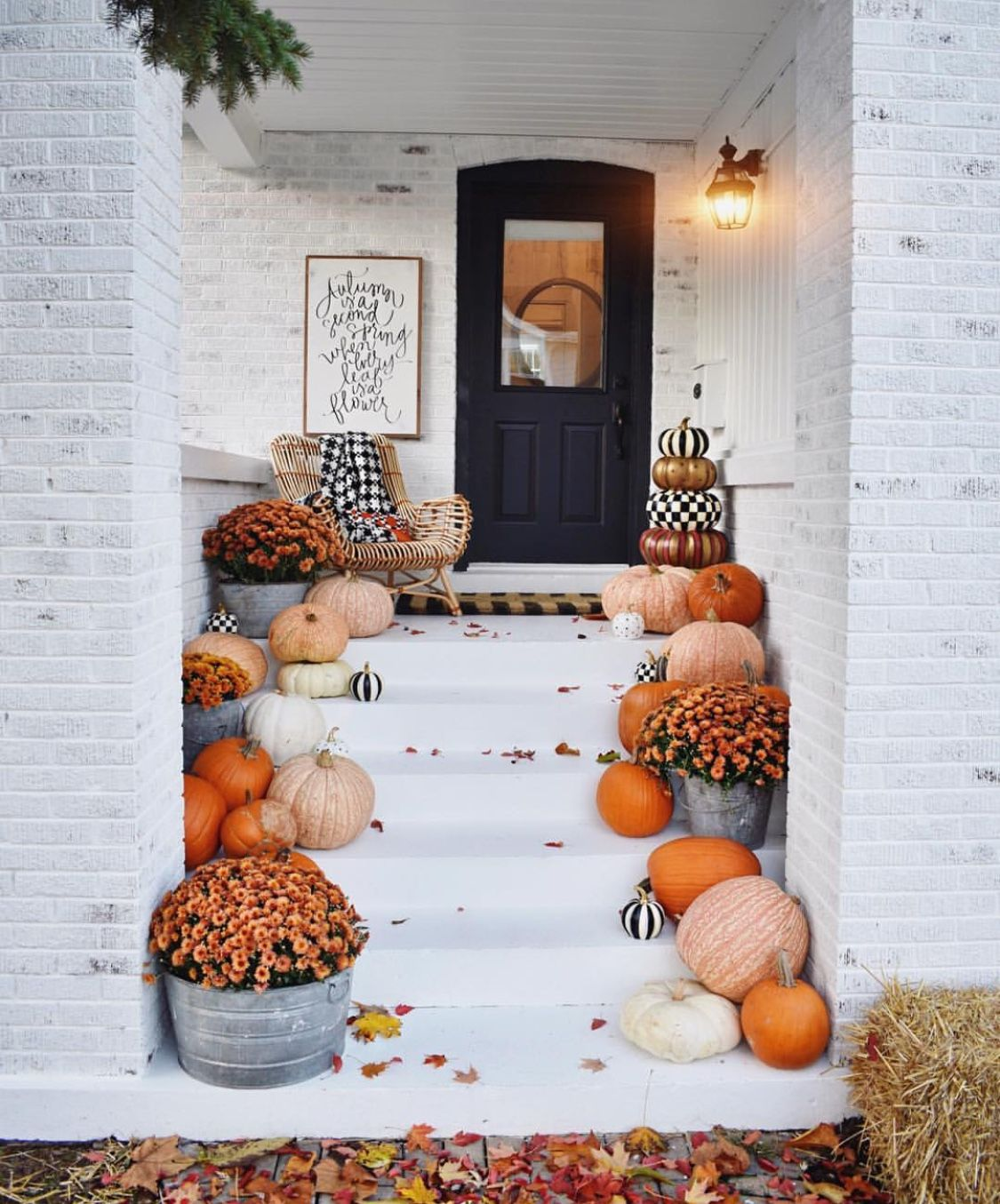 fall decor for home