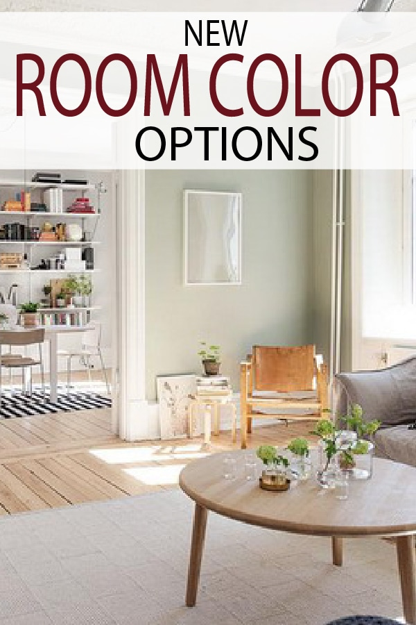 Want to paint your room but can't find the right color? Check out these latest room color options for your home!