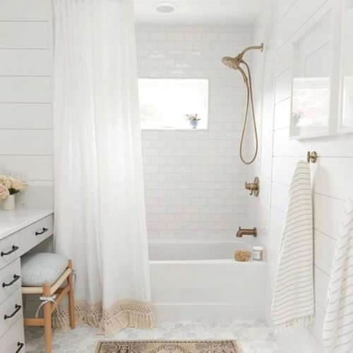 diy bathroom