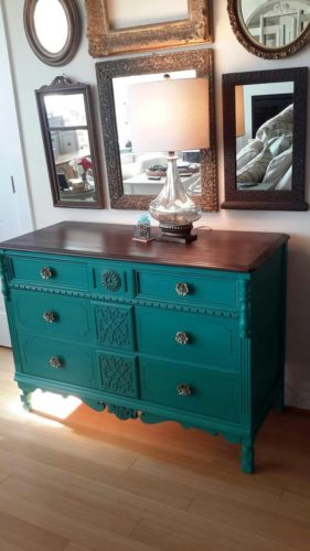 Painted Furniture Ideas 15 Beautiful Antiqued Dressers Painted Furniture Ideas