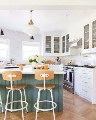 Chalk Paint Kitchen Cabinets Durability: How To Paint Laminate Cabinets