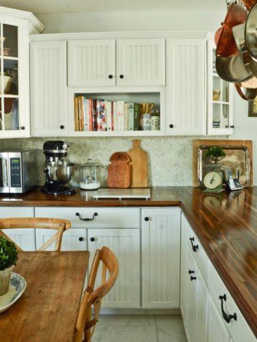 kitchen makeover counter