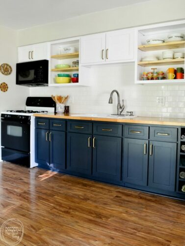 Painted Furniture Ideas Diy Refacing Kitchen Cabinets Painted Furniture Ideas