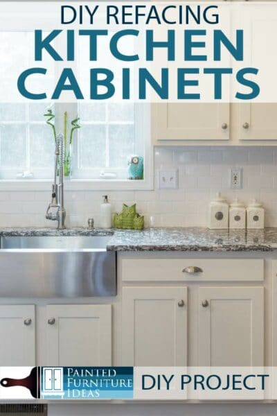 There is another option to completely remodel your kitchen with no paintbrush, no mess, and without breaking the budget. It's called refacing your cabinets and the results speak for themselves.