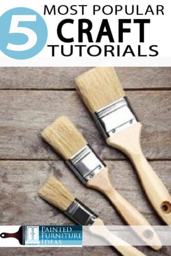 Craft project in your future?  Learn what you need, and get inspired with my top 5 craft articles of all time!