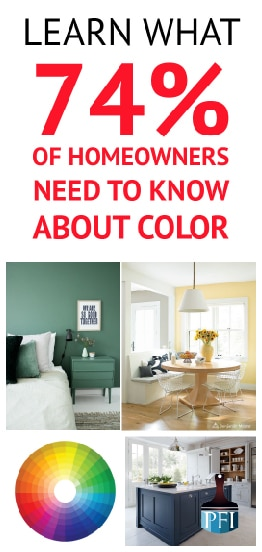 Painting your home? Learn what colors say about you before you start your project!
