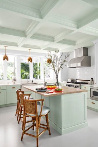Painted Furniture Ideas Top 6 Kitchen Paint Colors For 2020 Painted Furniture Ideas