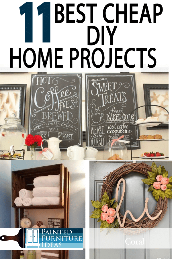 Painted Furniture Ideas 11 Cheap Diy Projects Painted Furniture Ideas