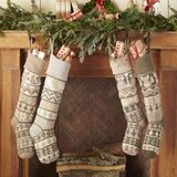 Christmas Farmhouse mantel