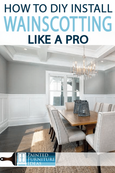wainscotting 101, learn how to install, what type of materials to use, and get inspired with beautiful paneled homes!