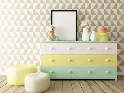 painted furniture dresser